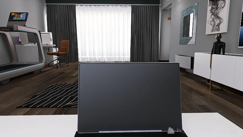 U2A1 welcome to my home Mcgrath, Ryan Interior Design Render