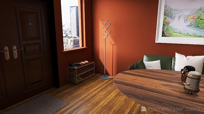 U2A3 My Kitchen Cassibo, Connor Interior Design Render