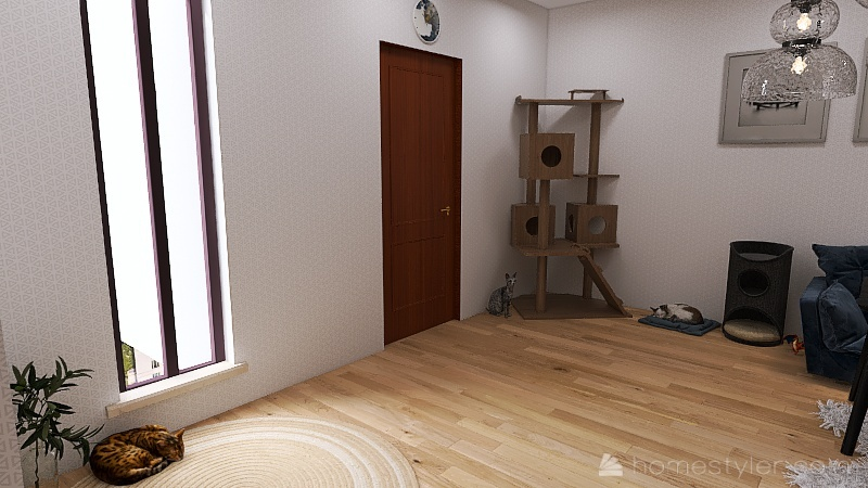 U2T1 welcome to my home ,robins Tamara Interior Design Render