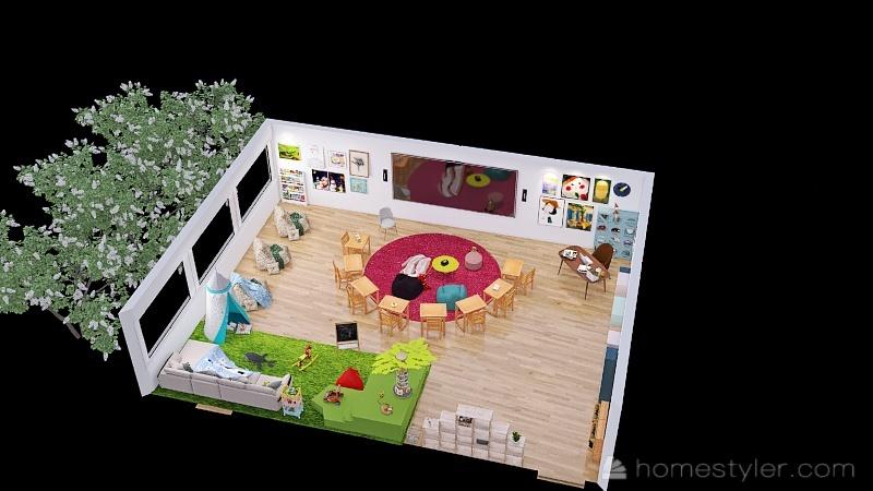 8 10 Interior Design Render