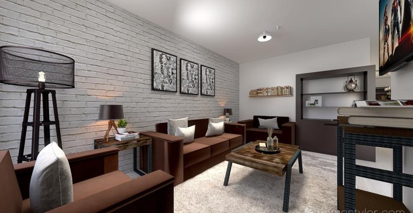 MoNy Interior Design Render