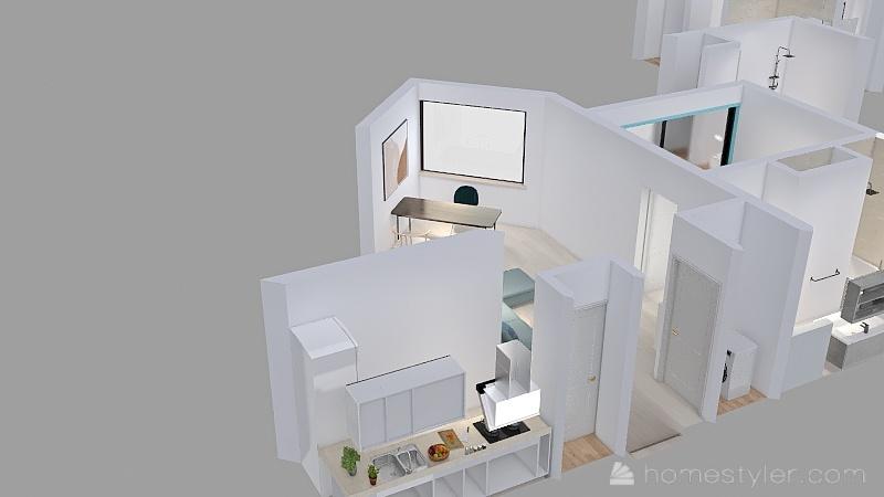 Smakkelaarsveld 59 Interior Design Render
