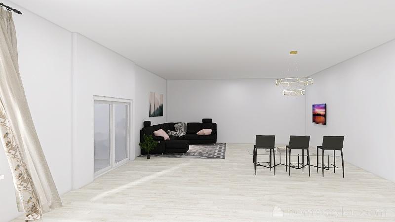 U2A1 welcome to my home, butera, Emma. Interior Design Render
