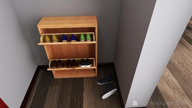 U2A2 my room Mcgrath, Ryan Interior Design Render