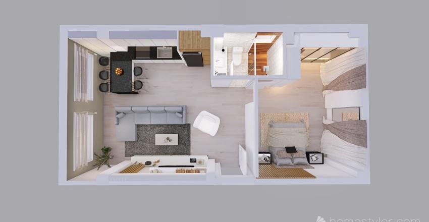 CESAR  - PROYECTO JAVIER Interior Design Render