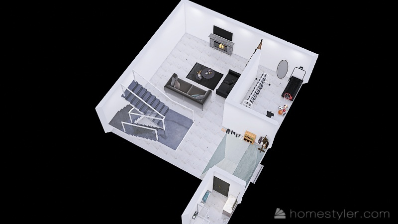 Copy of U2A2 welcome to my bedroom Maksymyshyn, Blake Interior Design Render