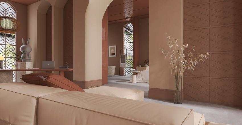 ~THE UNIQUE LOFT~ Interior Design Render