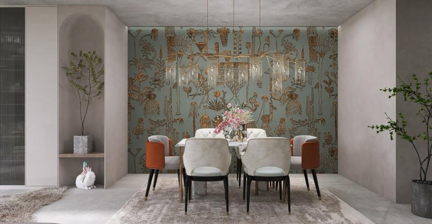 Vadim Art Interior Design Render