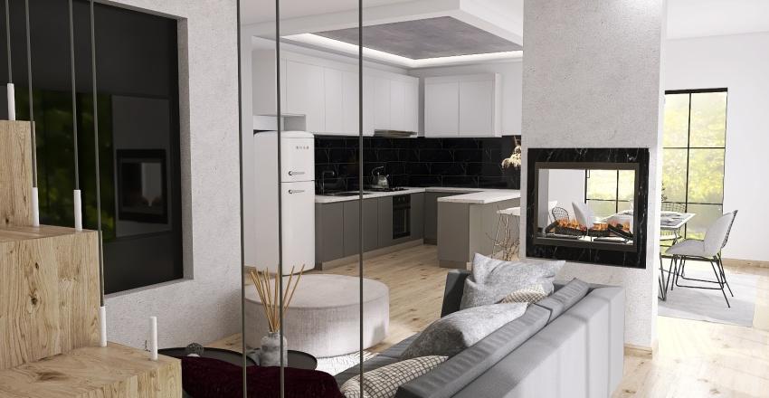 LUDMILA Interior Design Render