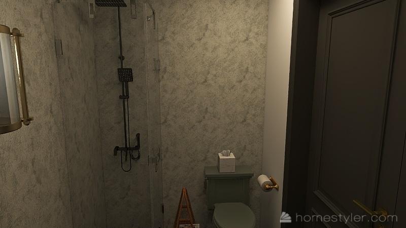 U2A3 My Kitchen - Bartley, Nora Interior Design Render