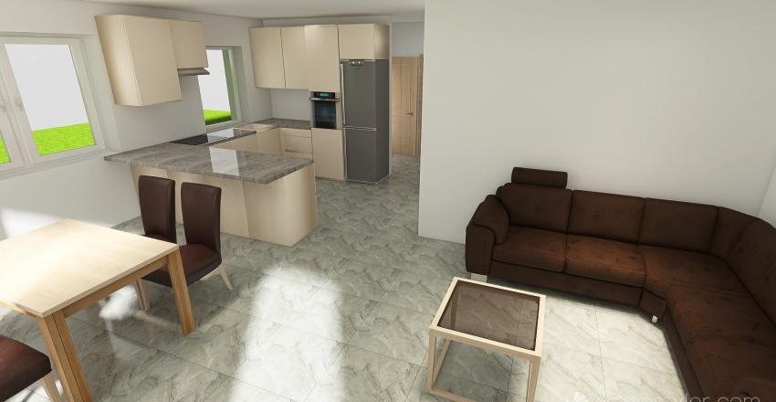 Lipka 6 Interior Design Render