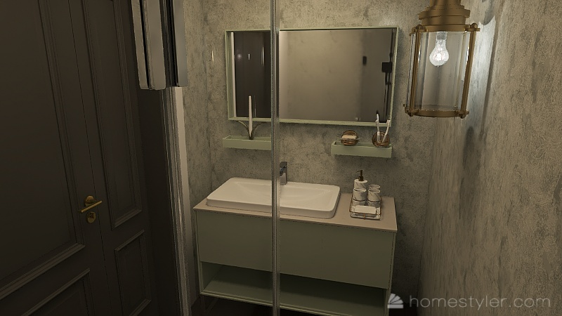 U2A1 Welcome To My Home- Bartley, Nora Interior Design Render