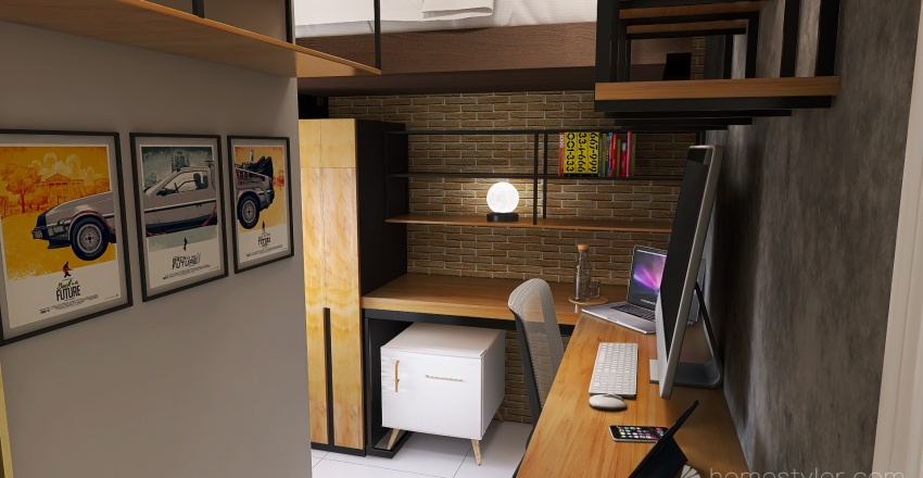 Gabriel Dantas - gabriel.dantas98@outlook.com.br - 17/09/21 Interior Design Render