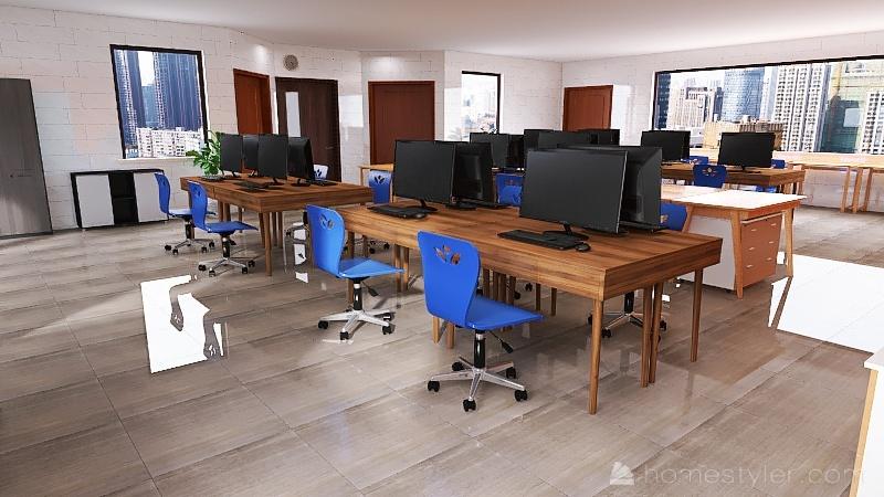 Copy of Copy of Floor plan Interior Design Render