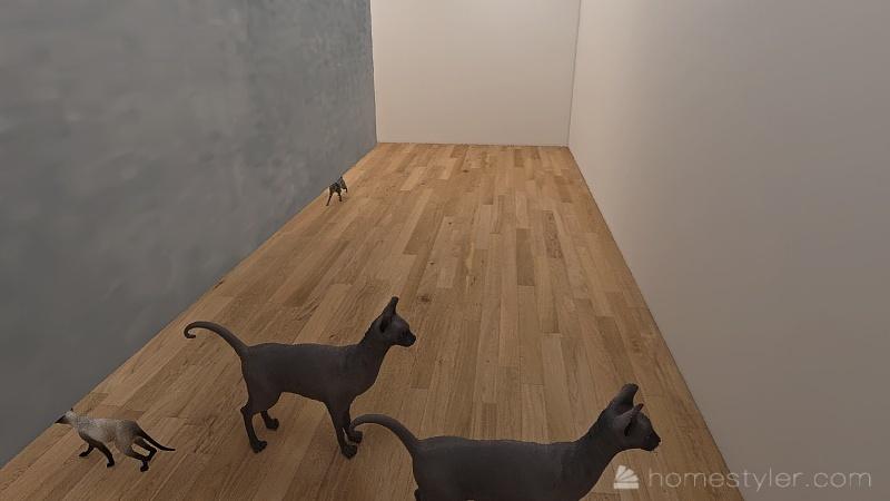 Copy of U2A1 welcome to kitchen Interior Design Render