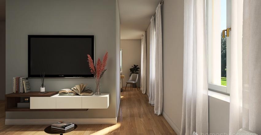 CUBE Interior Design Render