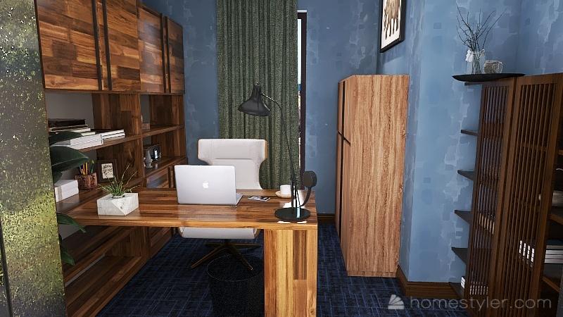 The Sparcely Interior Design Render