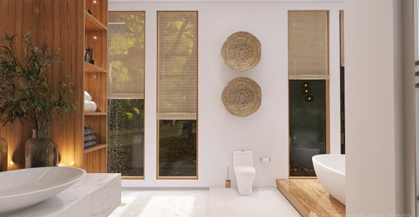 The Ivory and Shephard Interior Design Render