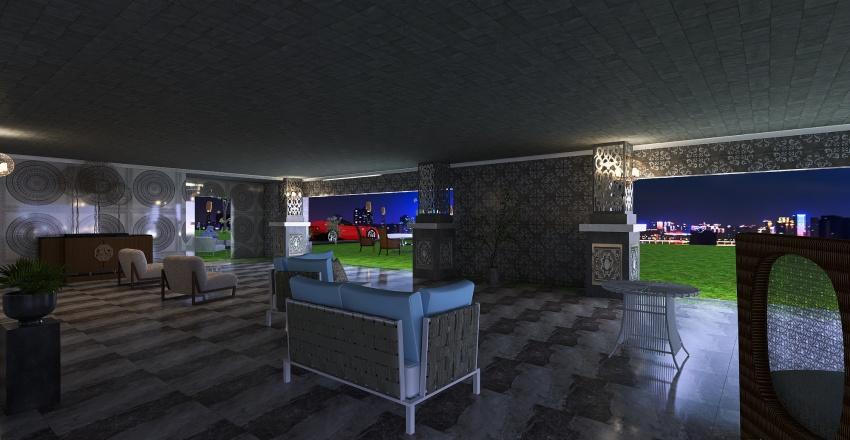 CASA MAESTOSO Interior Design Render