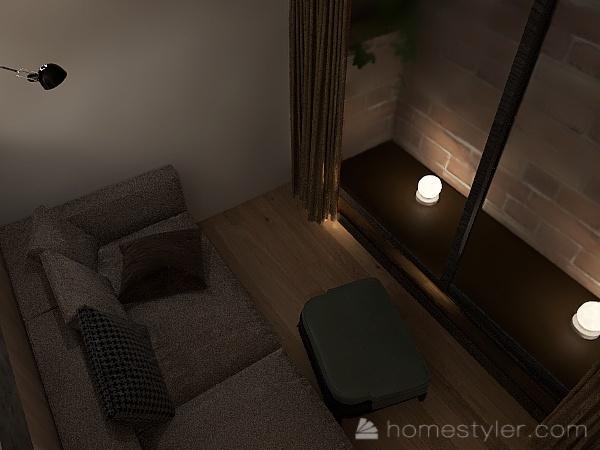 Townhouse v2.0 Interior Design Render