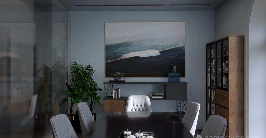 Yachting Malta Premises Interior Design Render