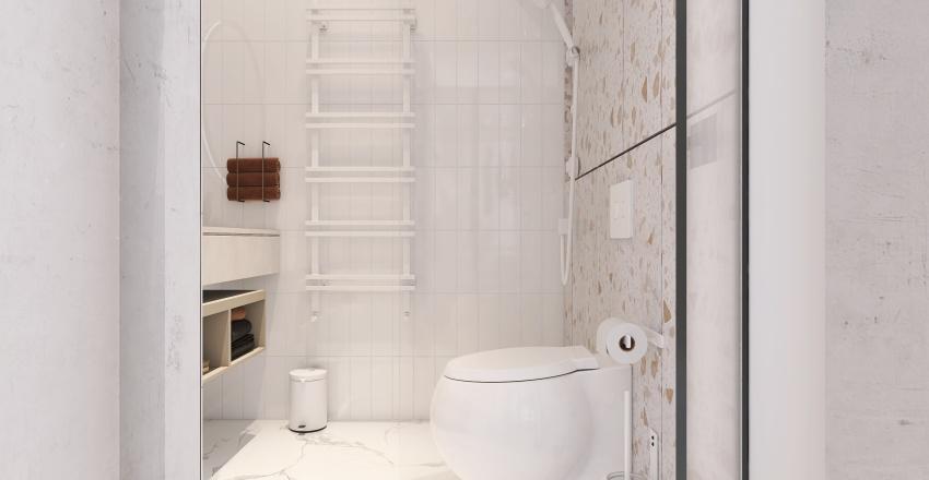 [ WARM TONES ] Interior Design Render