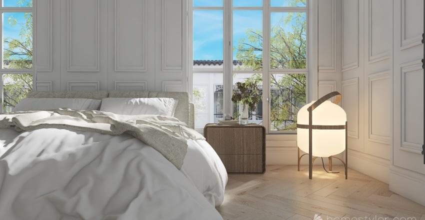 MADEI APARTMENT Interior Design Render