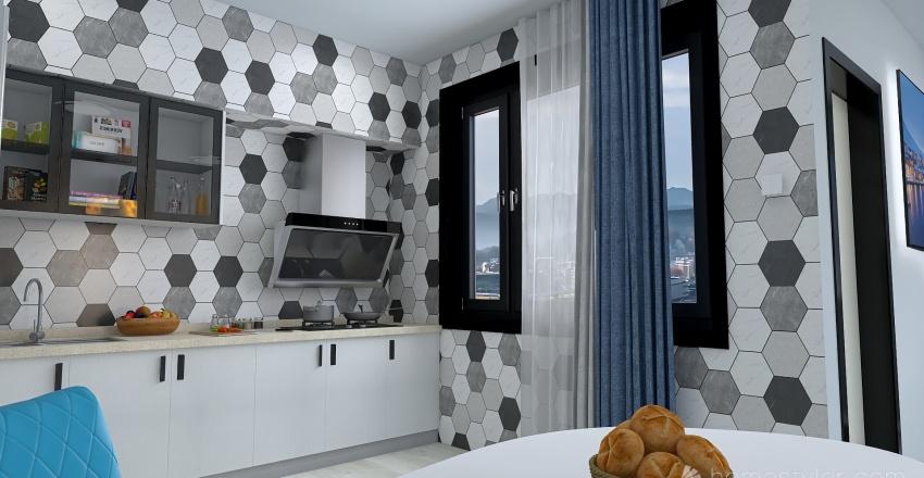 ooo Interior Design Render