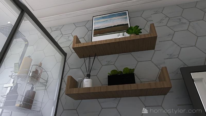 QUARTO CASAL DE IDOSOS Interior Design Render