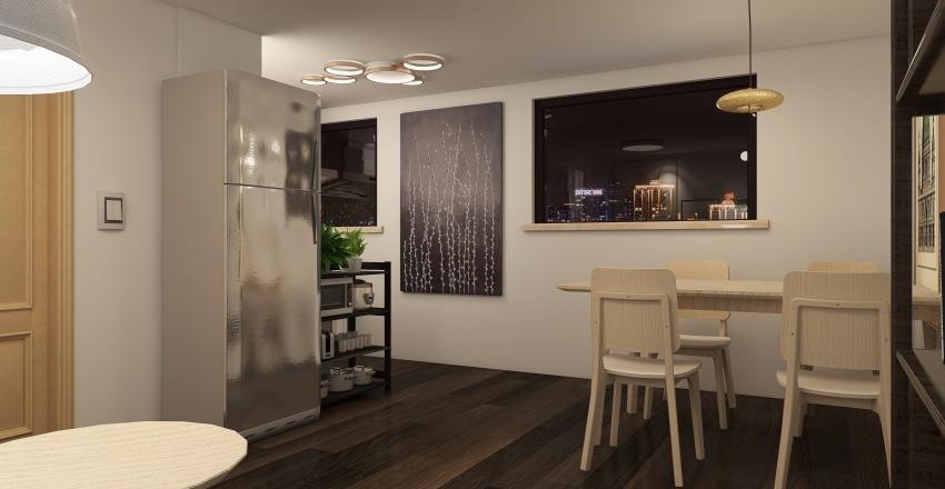 Homestyler_Dream_Bedroom Interior Design Render