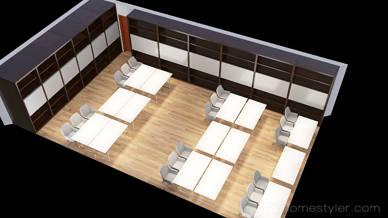 Studentenlabor_MMI Interior Design Render
