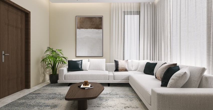 saad Interior Design Render