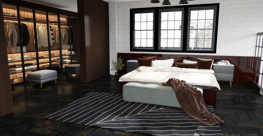 Copy of My dream apartment Interior Design Render