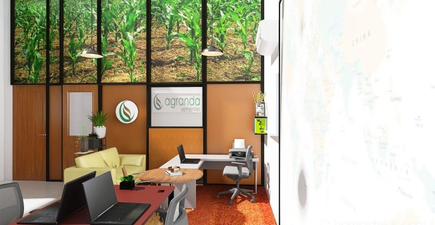 AGRANDA2.0 Interior Design Render