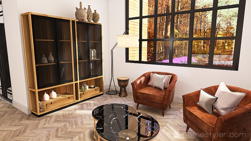 To build with Sis Interior Design Render