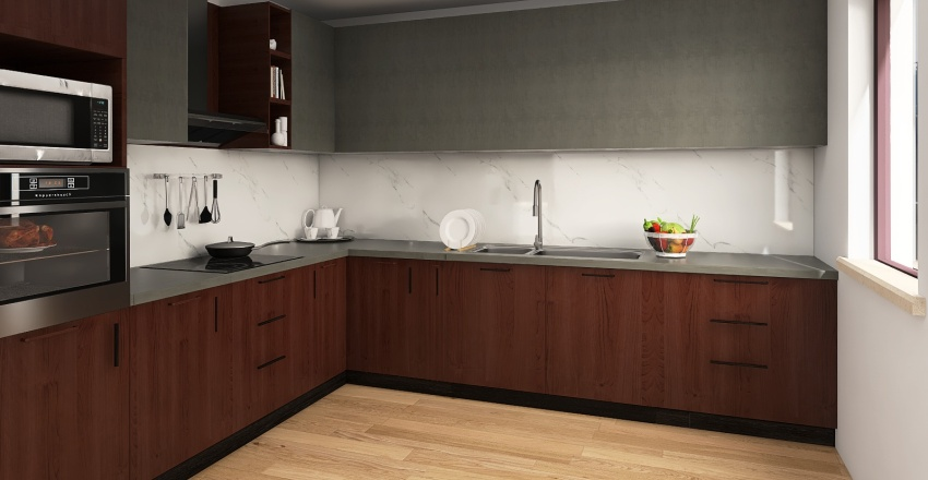 012 Interior Design Render