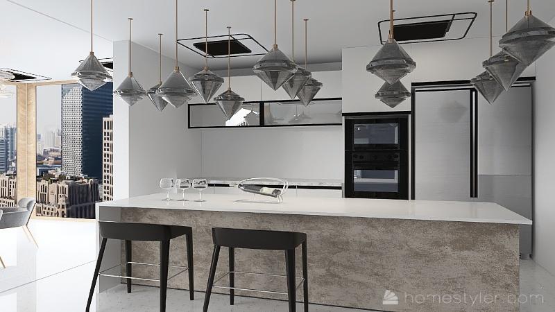 vvs Interior Design Render