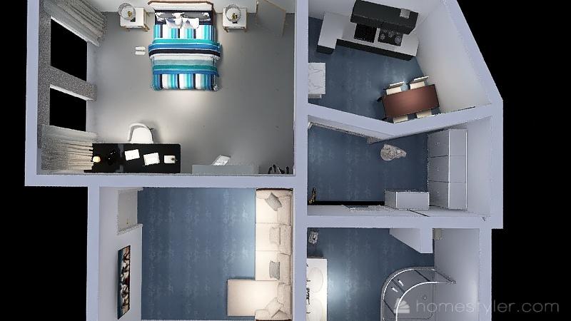 Ayesha Khalid's- Room Homestyler Interior Design Render