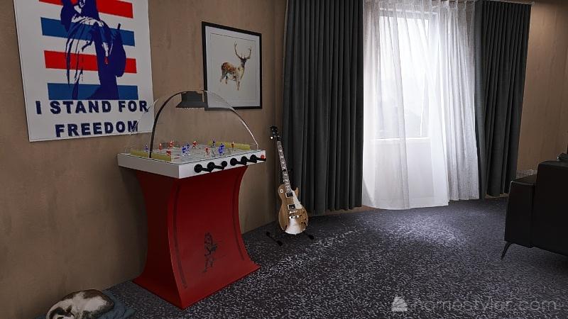 Copy of U2A45 robins tamara Interior Design Render