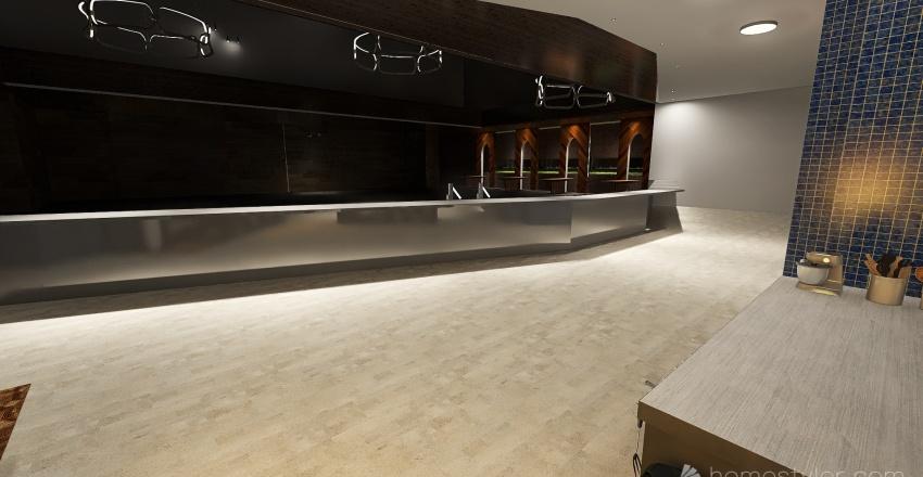 Hell's Kitchen design Interior Design Render