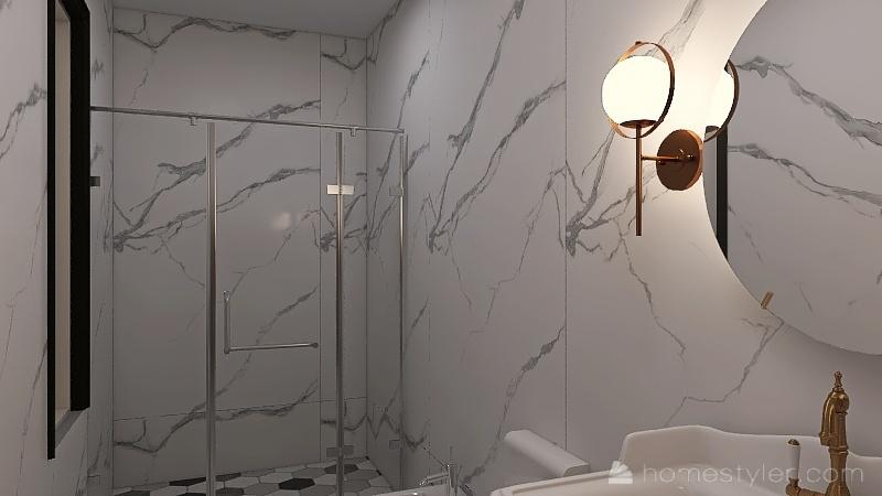 Via XX Settembre, Sanremo A Interior Design Render