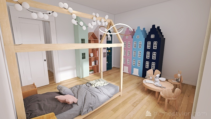 Via XX Settembre, Sanremo B Interior Design Render