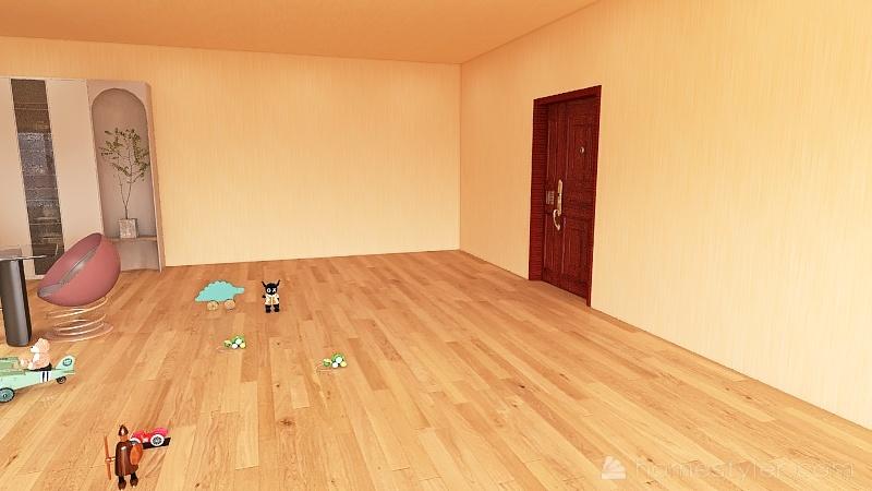 U2A4 bonus room Thomas.D Interior Design Render