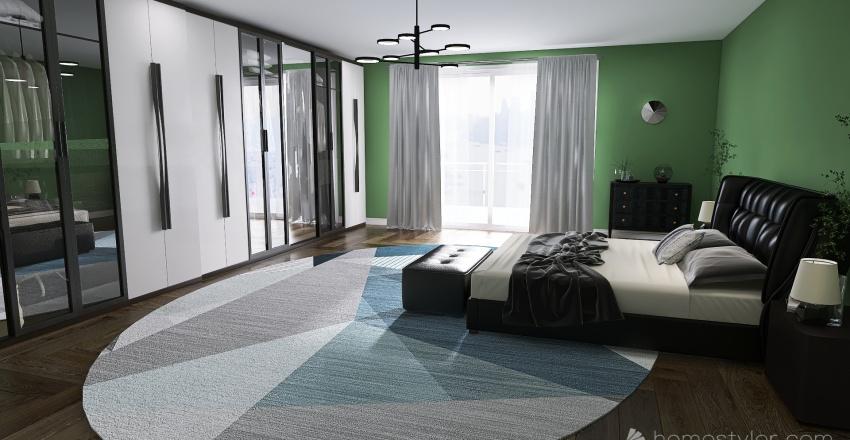 Loft Fantasy Interior Design Render