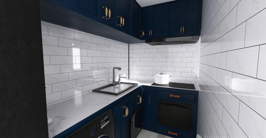 Final budget design Interior Design Render