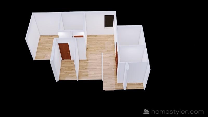B5s (Ceiling) Wetland Bay Interior Design Render