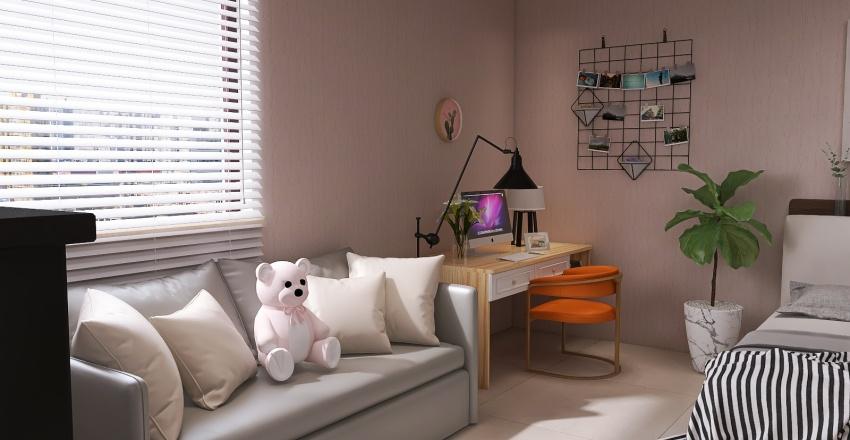 MODERN ROOM Interior Design Render