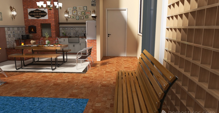 Marcos PSV Interior Design Render