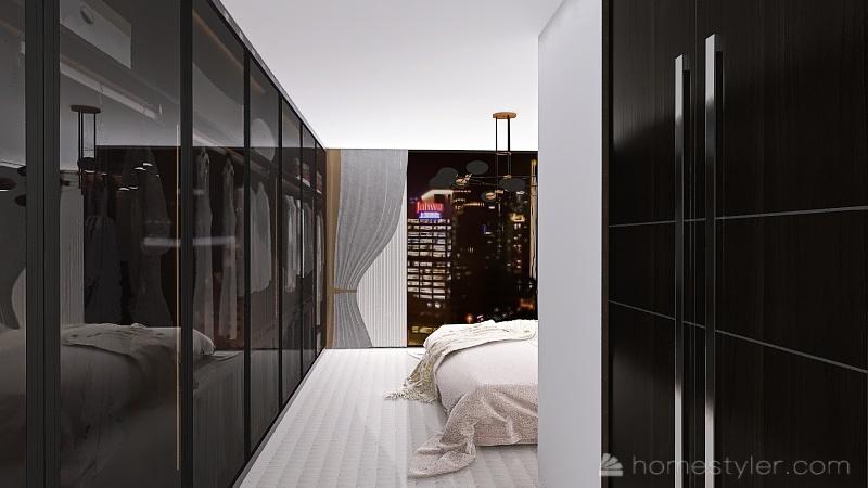 Grand luxury Room #1172 Interior Design Render