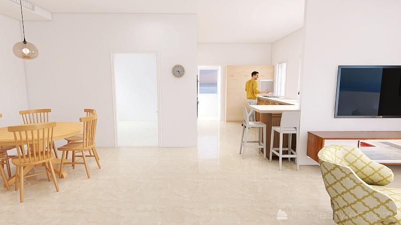 Copy of מרגלית Interior Design Render